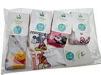 Младенческие колготы в упаковках 5 шт