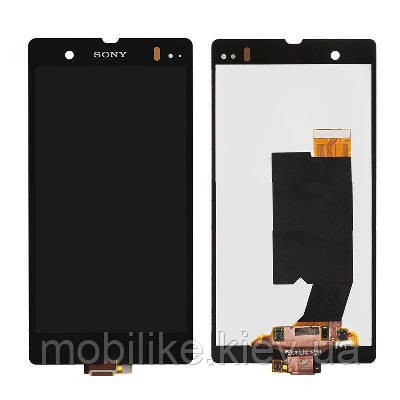 LCD +Touch Sony C6603/C6602/C6606/C6616 (Xperia Z) LT36 BLACK