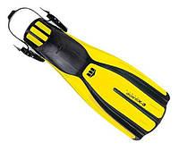 Ласты для подводного ныряния Mares AVANTI X3 ABS р.XS (желтые)