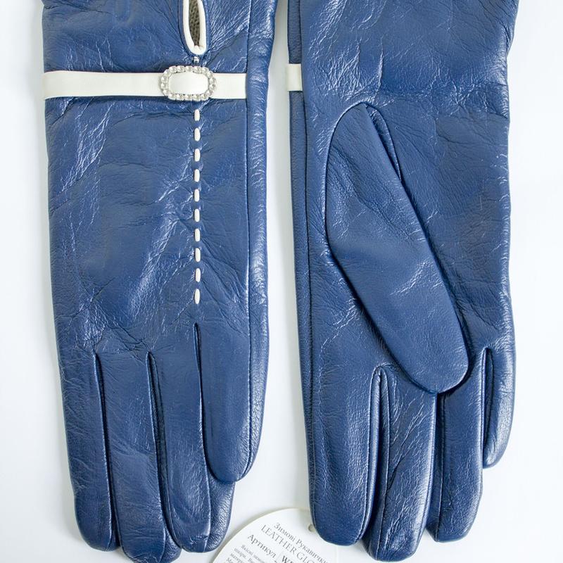 Перчатки Shust Gloves 7.5 кожаные (WP-16102)