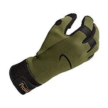 Перчатки RAPALA Beaufort Gloves,Olive Leaf/Black