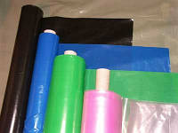 Пленка, полотно, пакеты полиэтиленовые из вторичного сырья