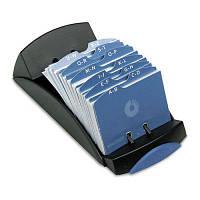 Картотека ROLODEX VIP V открытая для 50 визиток 57*102 (67175)