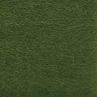 Фетр А-10 Зеленый 3мм  размер  1м*1м (жесткий)
