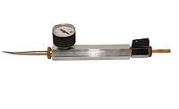 Игла с манометром для проверки сварочного шва 3, HERZ Германия