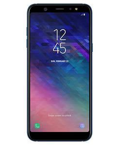 Смартфон Samsung Galaxy A6+ Blue (SM-A605FZBNSEK)