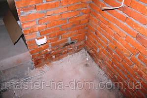 Демонтаж стен, перегородок в Одессе