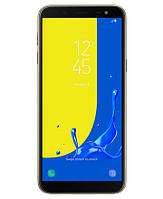 Смартфон Samsung Galaxy J6 Golg (SM-J600FZKDSEK)