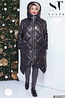 Пальто  (большие размеры 44+)