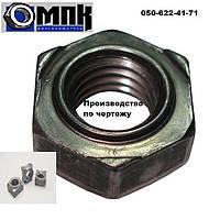 Гайка для приварки DIN 929 М3