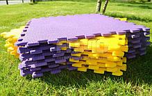 Коврик-пазл для ребенка (1 элемент), фото 2