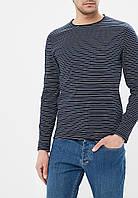 Мужской лонгслив Small Stripe от Mustang jeans в размере M