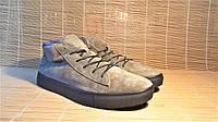 Ботинки зимние замшевые с мехом 39-44р.
