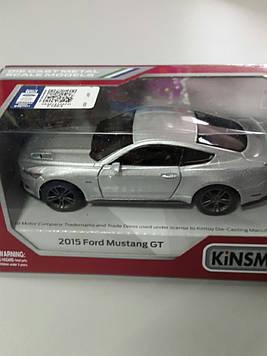 Машинка Kinsmart 2015 Ford Mustang GT