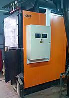 Твердотопливный котел с автоматизированной загрузкой топлива IGNIS (ИГНИС) 80 кВт