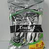 Станки одноразовые мужские для бритья Schick Wilkinson Sword  Xtreme silver edition 8+4 шт. (Шик Вилкинсон)