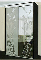 Шкаф-купе 2 двери Ультра 130х60 h-240, ТМ Феникс, фото 3