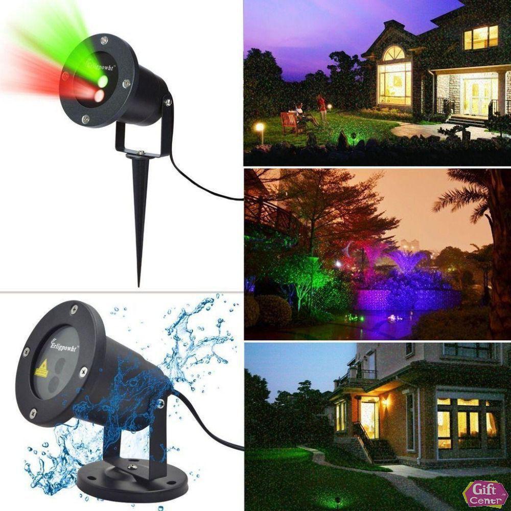 Уличный Лазерный Проектор Star Shower