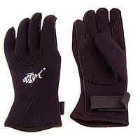 Качественные перчатки для дайвинга Dolvor 3мм, р.M, 6103
