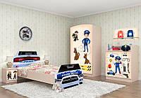 """Модульная комната """"Полиция"""" Цвет №1 ТМ Вальтер"""