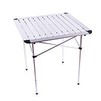 Туристический алюминиевый стол alum 60*60, сумка, С02