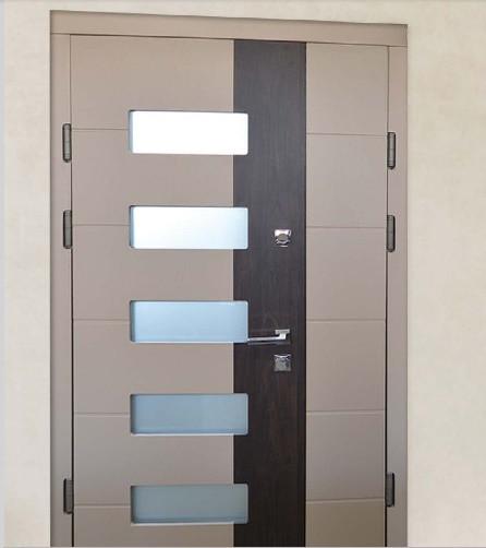 Широкие двери входные Люкс_2052