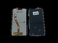 Дисплейный модуль Huawei P Smart Plus / Huawei Nova 3i черный оргинал (китай)