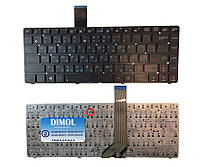Оригинальная клавиатура для ASUS A45, A45V, K45, U46, rus, black, without frame