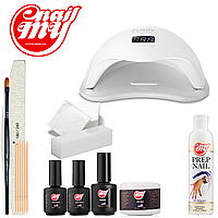 Набор для наращивания My Nail (с УФ лампой SUN 5)