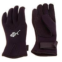 Перчатки для защиты рук для дайвинга Dolvor 5мм р.M, 6105