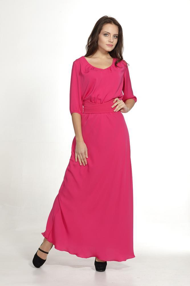 Платье Petro Soroka модель МС 2561-04 розовое