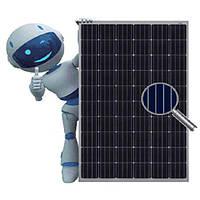 Солнечная батарея (панель) 300Вт, монокристаллическая PERCIUM JAM6(L) 60-300/PR, JASolar