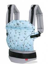 Эрго рюкзак Manduca Birdie Sparkling Blue голубой