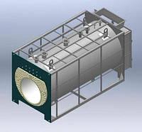 Котёл паровой многотопливный (парогенератор) IGNIS до 6 тонн пара в час мазут топочный