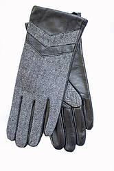 Женские комбинированные перчатки Shust Gloves M (708s2)