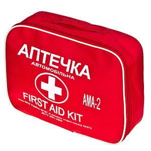 Аптечка АМА-2 для мікроавтобуса сумка