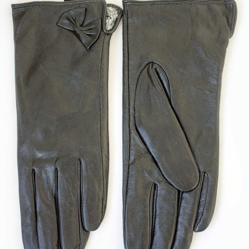 Перчатки Shust Gloves 8.5 кожаные  W22-160064