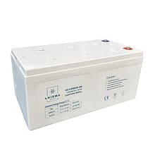 """Свинцово-углеродный аккумулятор AX-Carbon-200 """"AXIOMA ENERGY"""" , 200А\ч 12\В"""