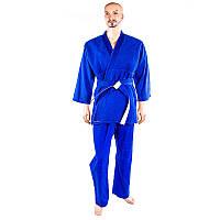 Синее кимоно для дзюдо р190