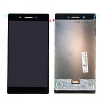 LCD +Touch Lenovo Tab 3 TB3-730 / Tab 4 TB-7304i BLACK