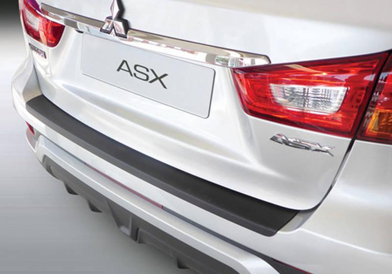 RBP792 Mitsubishi ASX 2017+ rear bumper protector