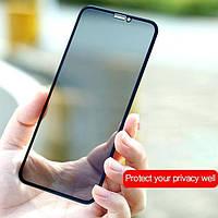 Защитное cтекло Baseus Privacy Tempered Glass для iPhone X/Xs (SGAPIPHX-AJG01)