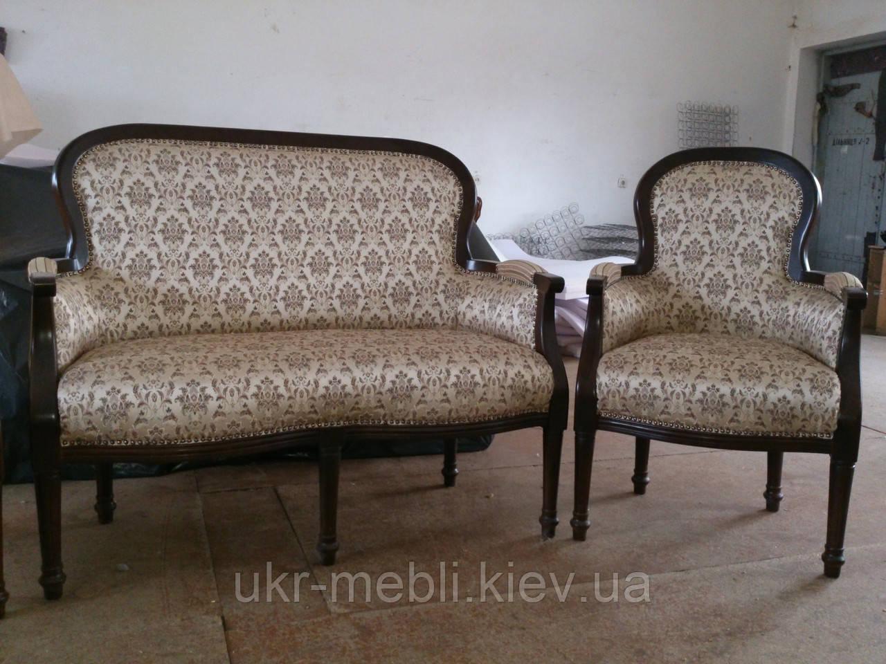 Кресло для отдыха из дерева Элит Лавка.