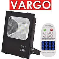 Прожектор уличный на солнечной батарее LED 10W 6500K Vargo
