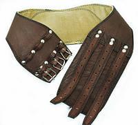 Пояс кожаный (ЧШ 01-11)
