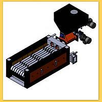 Твердотопливное горелочное устройство (пеллетная горелка, биотопливная горелка ) IGNIS РС 1500 кВт