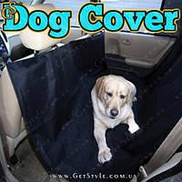 """Специальная подстилка для животных в автомобиль - """"Dog Cover"""", фото 1"""