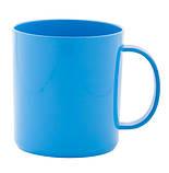 Кольорова пластикова чашка 350 мл, фото 4