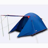 Палатка 3-х местная для путешественников  Coleman Х-1015