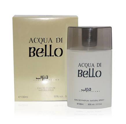 Туалетная вода JUST PARFUMS Acqua di Bello edp M 100ml  , фото 2